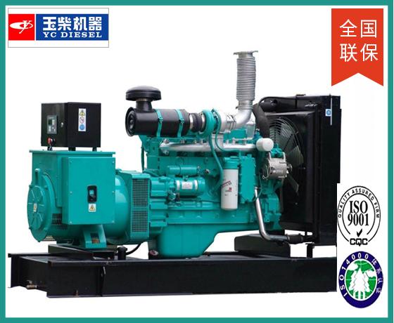 广西玉柴发电机组系列