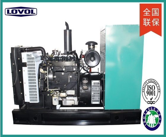 雷沃燃气发电机组系列