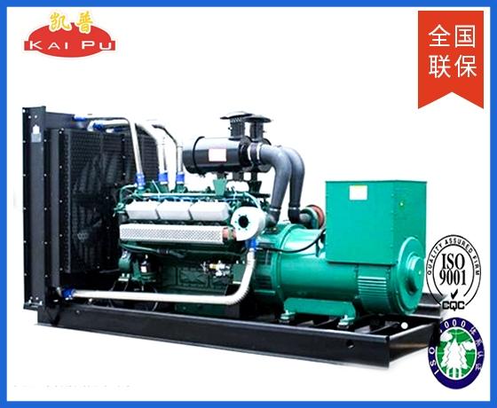 上海凯普发电机组系列