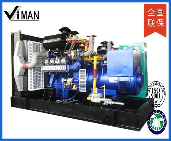威曼燃气发电机组系列