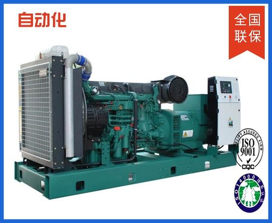 自动化型柴油发电机组系列