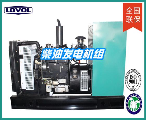 重庆雷沃燃气发电机组系列